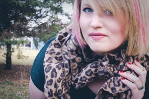 Leopard Print and Warmer Days by www.letter2self.com